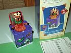 Hallmark Pop Goes the Reindeer 3rd in Series Jack in the Box 2005 Ornament