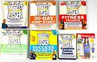 7 Books Biggest Loser 30 Day Jump Start Fitness Program Cookbook +MORE 120