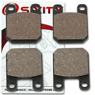 Front + Rear Ceramic Brake Pads 2002-2003 Beta Eikon 50 Team Set Full Kit  eh