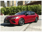 Toyota Camry Sport 2018 Metal Diecast Car Model 118 Scale Gifts Red