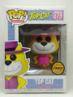 Funko Pop Top Cat [Chase] (Near Mint) # 279 Top Cat (Protector)