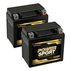 2 PACK YTX5L BS Battery Replacement for YAMAHA YW50A Zuma 50CC 2002 2003