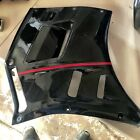 86-06 Kawasaki Concours Right Side Center Fairing Black w/Red Stripes