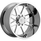 22x14 Gear Off Road F70p1 Forged Polished Wheels 6x135 -76mm Set Of 4