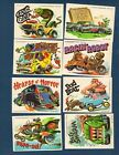 1980 Topps Weird Wheels Trading Cards 33
