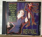 OOP Shake The Faith Revival RARE KISS CRUE POISON GLAM ROCK SLEAZE HAIR METAL