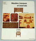 BOOK Traditional Furniture Basque  Bearnese antique folk art French peasant old