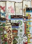 Pick 1 Recollections Dimensional Scrapbook Stickers Floral Fall Holiday