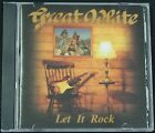 Great White - Let It Rock CD (1996, Imago)