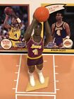 1990 Starting lineup Byron Scott figure Los Angeles Lakers toy Card NBA