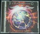 Firewind - Burning Earth CD (2003, Leviathan)