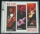 Various - G3 Live: Rockin' In The Free World (2004, Epic) 2 CD