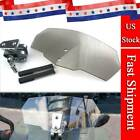 Motor Universal Windshield Extension Spoiler For DUCATI Monster S4R S Tricolore