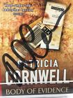 Signed Patricia Cornwell Audiobook Body Of Evidence A Kay Scarpetta Novel