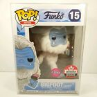 Snowy Bigfoot Flocked 2018 Canadian Convention Exclusive Funko Pop! Myths #15