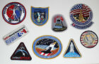 LOT OF NINE 9 SPACE PATCHES LAST CHANCE