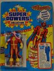 Super Powers Red Tornado 23 Back Mint On US Card Kenner Clark Kent Offer MOC