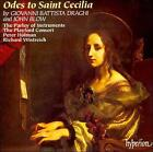Draghi; Blow: Odes to Saint Cecilia [English Orpheus Vol 31] /The Parley of Inst