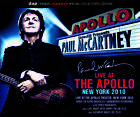Paul McCartney Live At The Apollo New York 2010 2CD 1DVD Set Music Rock Pops F/S