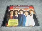 LOVERBOY....WE ARE THE 80'S....BRAND NEW-SEALED...14-TRACKS