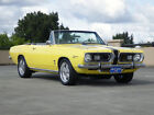 1967 Plymouth Barracuda Convertible Rotisserie restoration, National Awrd Winner