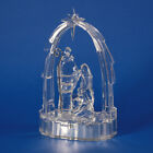 Arched Holy Family Nativity