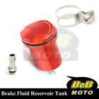 For KTM 1190 RC8 / R 2008-2014 Red Racing CNC Rear Brake Fluid Reservoir Tank