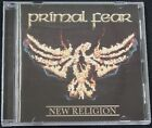 Primal Fear - New Religion CD (2007, Icarus)