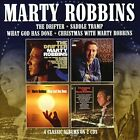 Marty Robbins - The Drifter / Saddle Tramp / What God Has Done / Christmas [CD]