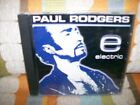 FACTORY SEALED CD Paul Rodgers Electric FREE SHIPPING Bad Company BMG