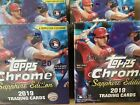 2019 Topps Chrome Sapphire Sealed Box Online Exclusive SOLD OUT (4 BOX LOT )