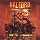 Halford - Live In Anaheim – Original Soundtrack [CD]