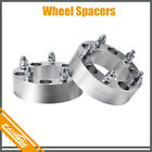 2Pcs 2 5x55 to 5x55 Wheel Spacers Adapter For Ford E 150 Bronco Jeep CJ Dodge