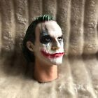 Free Shipping 1 6 scale Joker Heath Ledger with Parts Hair Head Sculpt 2 style