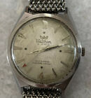 Vintage Mens Waltham 21 Jewels Self Winding Running Watch