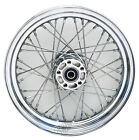 Chrome 40 Spoke 16x3 Rear Wheel Harley Softail Dyna 2000-05 Sportster 00-04