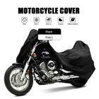 Motorcycle Cover Black L Size For Kawasaki Ninja ZX 6R 7R 9R 10R 12R 14R ZX636
