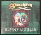 Symphony X - The Divine Wings of Tragedy CD (2003, Inside Out) Special Edition