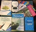 Weight Watchers Members Kit Books  Points Plus Calculator Used