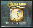 Symphony X - Twilight in Olympus CD (2003 Inside Out Music) Enhanced Sp. Edition