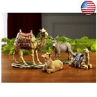 Set of 4 Christmas Nativity Animals Set 10 inch Scale