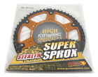 New Supersprox -Stealth sprocket, 53T for Honda CRF230M 09, Gold