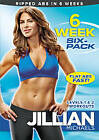 Jillian Michaels 6 Week Six Pack DVD 2010 A4 DISC ONLY