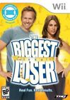 The Biggest Loser Nintendo Wii THQ 2007 Complete Exercise Nutrition Diet