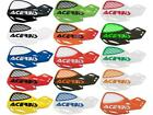 Acerbis Vented Uniko Hand Guards Multi Colors MX 125 250 450 CR KX RM YZ SXF FC