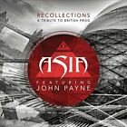 Asia Feat John Payne - Recollections: A Tribute To British Prog [CD]