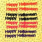 Quickutz Silhouette Bloody Happy Halloween Title Embellishments 5 Variations