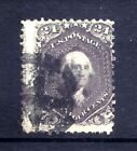 US Stamps 78 USED 24 cent Washington Issue CV 350 fancy cancel