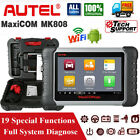 Autel Maxicom Mk808 Maxiap Ap200 Obd2 Diagnostic Scanner All System Scan Tool