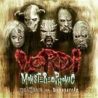 Lordi - Monstereophonic (Theaterror Vs. Demonarchy) (Ltd.Digi) [CD]